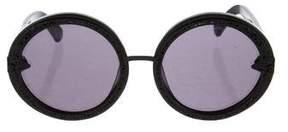 Karen Walker Orbit Filigree Sunglasses
