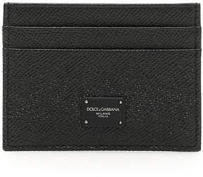 Dolce & Gabbana Dauphine Print Cardholder