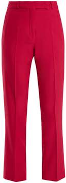 Etro Violante straight-leg stretch-cady trousers
