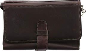 Piel Leather Card Case & Phone Wristlet 3088 (Women's)