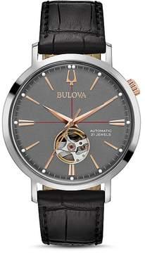 Bulova Classic Slim Watch, 41mm