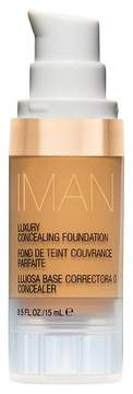 Iman Luxury Concealing Foundation - Deep/Tan - .5oz