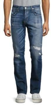 Hudson Blake Slim-Fit Jeans