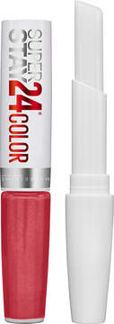 Maybelline SuperStay 24 Liquid Lipstick - Continuous Coral