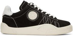 Eytys Black Wave Rough Sneakers