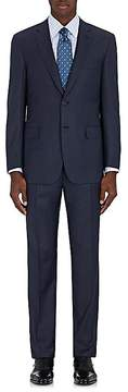 Brioni Men's Brunico Striped Wool Two-Button Suit