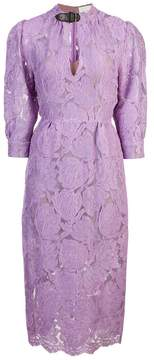 Fleur Du Mal | Lace Dress | S | Purple