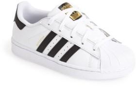 adidas Toddler 'Superstar C' Sneaker