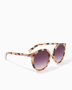Charming charlie Kindra Tortoiseshell Round Sunglasses