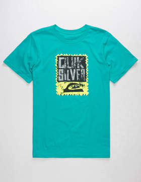 Quiksilver Awaken The Vibes Boys T-Shirt