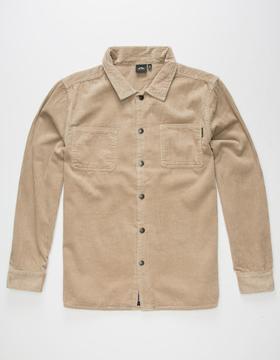 Rusty Buzzed Mens Shirt