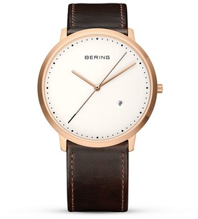 Bloomingdale's Bering Classic Round Watch, 39mm