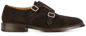 Tricker's Trickers classic monk shoes