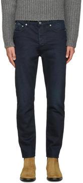 Acne Studios Navy Town Jeans