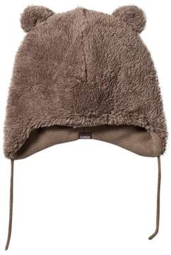 Barts Brown Noa Bear Beanie