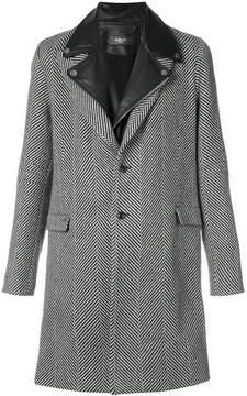 Amiri Herringbone coat