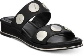 DKNY Cassie Slip-On Slide Sandals, Created for Macy's