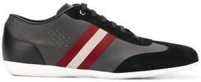 Bally side stripe sneakers