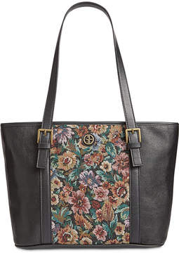 Giani Bernini Tapestry Medium Tote, Created for Macy's