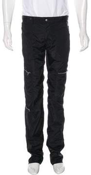Marc Jacobs Zip-Accented Woven Pants