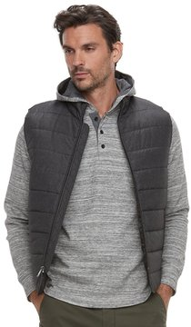 Marc Anthony Men's Slim-Fit Lightweight Quilted Puffer Vest