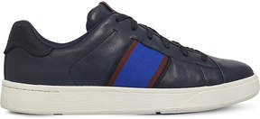 Paul Smith Mens Navy Striped Casual Sneakers
