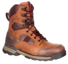 Rocky Men's 8 Mobilwelt Composite Toe Waterproof Work Boot.