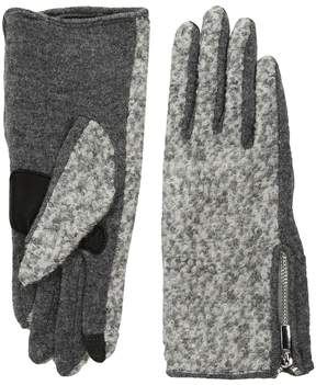 Echo Classic Boucle Gloves Dress Gloves