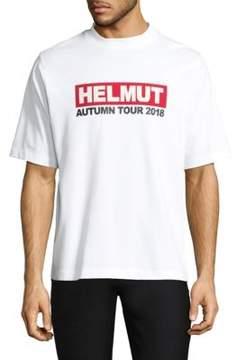 Helmut Lang Concert Cotton Tee