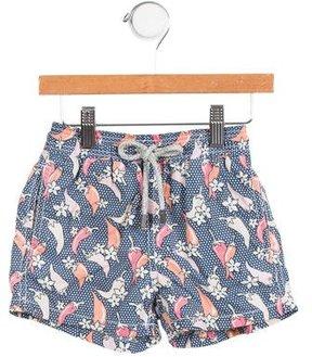 Vilebrequin Boys' Printed Swim Trunks