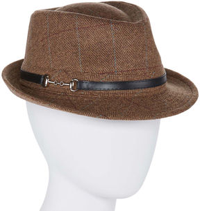 Scala Tweed Fedora