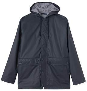 Petit Bateau Mens water-repellent raincoat