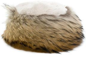 Woolrich luxury arctic cap