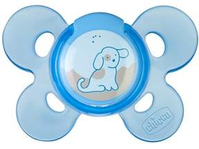 Chicco Pacifier, Physio comfort, blue, silicone 0m+,