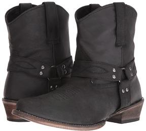 Roper Harness Cowboy Boots