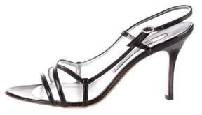 Luciano Padovan Carmen Slingback Sandals