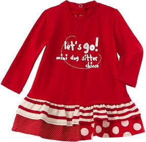 Chicco Girls' Red Dress