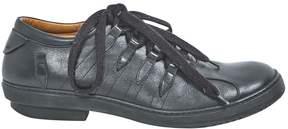 Dries Van Noten Leather low trainers