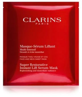 Clarins Super Restorative Instant Lift Serum Mask/1 oz.