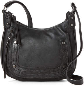 Jessica Simpson Black Tashani Crossbody