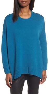 Eileen Fisher Women's Cashmere & Wool Blend Oversize Sweater