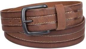 Levi's Levis Men's Center-Stitched Leather Belt