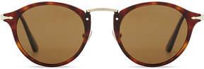 Persol Po3166S round-frame tortoiseshell sunglasses