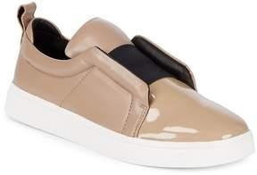 Sol Sana Women's Mickey Patent Leather Platform Sneakers