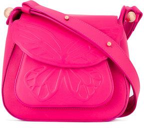 Sophia Webster butterfly embossed shoulder bag
