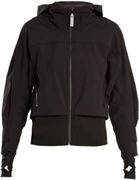adidas by Stella McCartney Trail hooded performance jacket