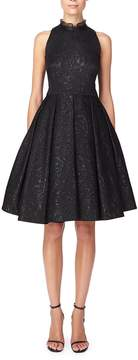 Erin Fetherston Ceecee Metallic Dress