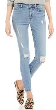 Celebrity Pink Super Soft Destructed High Rise Skinny Jeans
