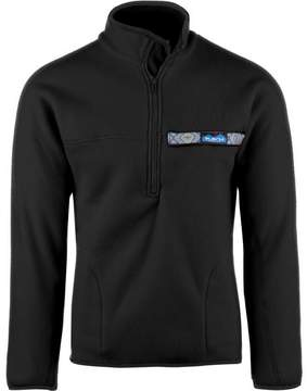 Kavu Throwshirt Fleece Pullover - 1/2-Zip
