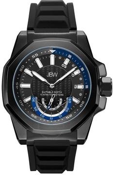 JBW Delmare Black Dial Men's Watch